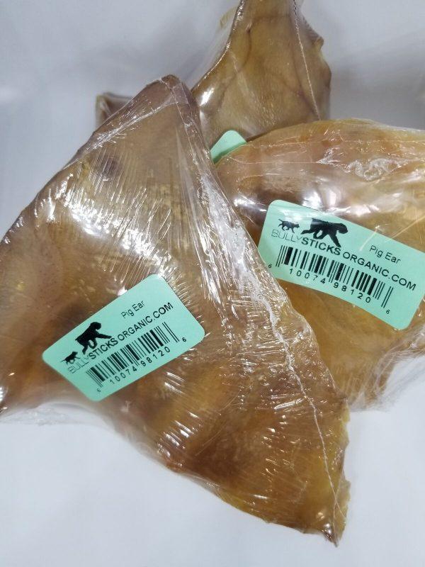 Pig Ears  (10 pieces per bag)